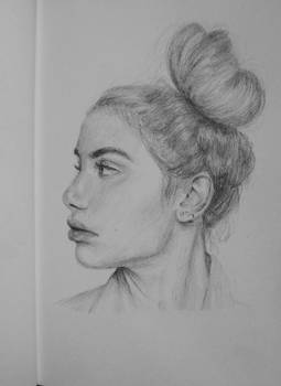 Portrait challenge #13