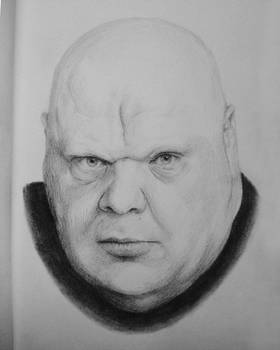 Portrait challenge #14