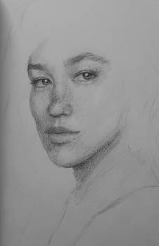 WIP - Portrait challenge #19