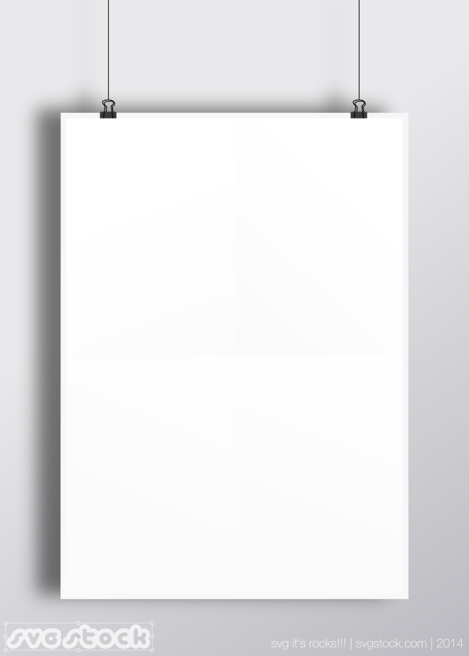 poster template by svgstock on deviantart