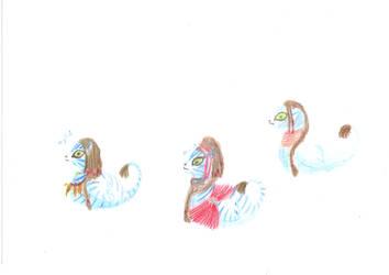 Avatar dock's by Prettybluecat