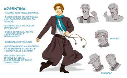 Argentina new version