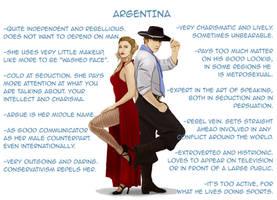 OC of Argentina's