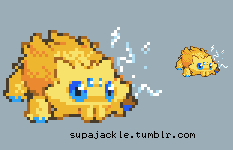 Joltik by supajackle