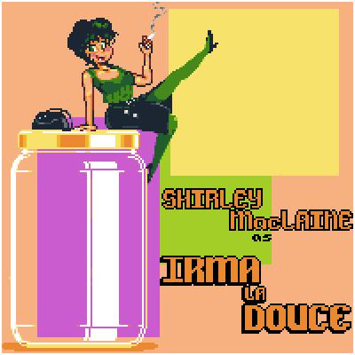 Irma La Douce by supajackle