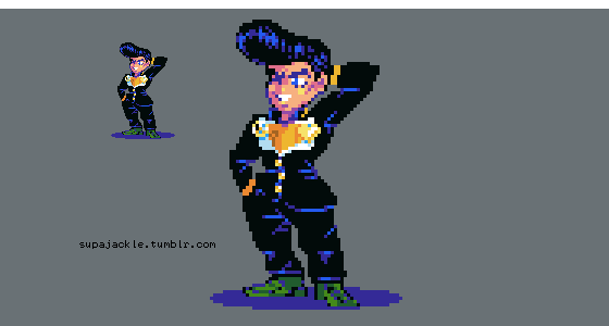 Josuke by supajackle