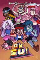 SU/OKKO Poster Remake by sitton-somewhere
