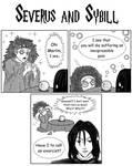 Severus and Sybill