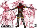Azrael, One Piece OC