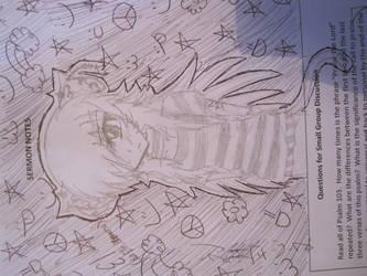 ocdoodlelli by mangajustice