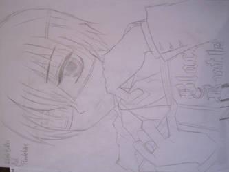 Ciel Phantomhive Sketch by mangajustice