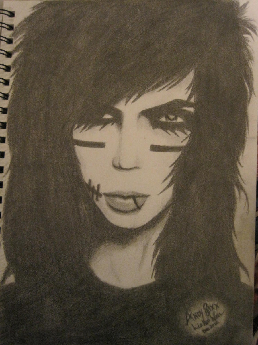 Andy Sixx by mangajustice