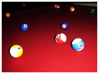 Pool by blushing