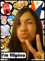 I'm Filipina by blushing