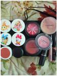 M.A.C. make-up pt. III