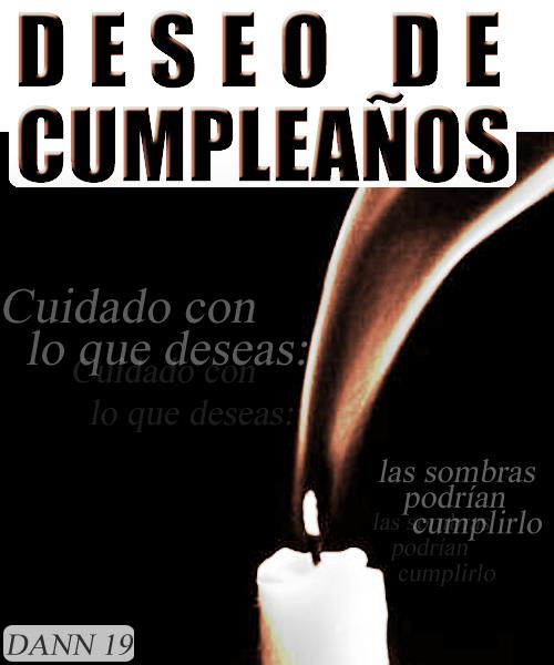 Deseo de cumpleaños