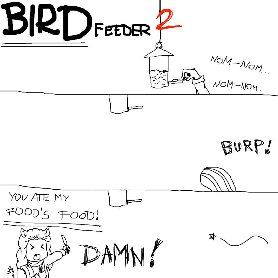 bird feeder 2 by sontaichou