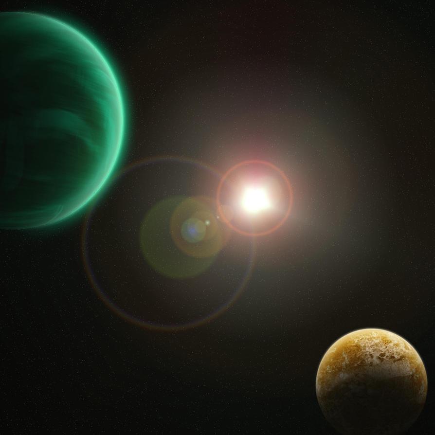 gas giants moons - photo #43