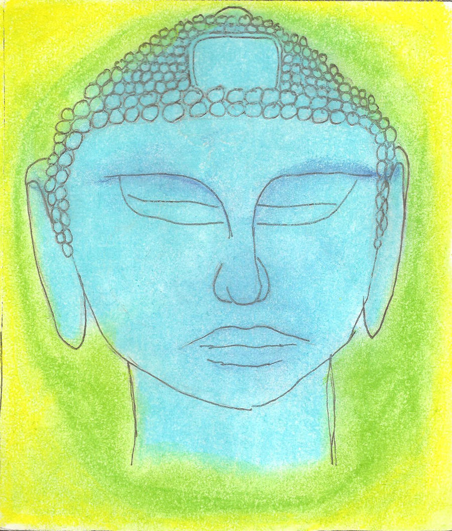 Buddha by Coelophysis83
