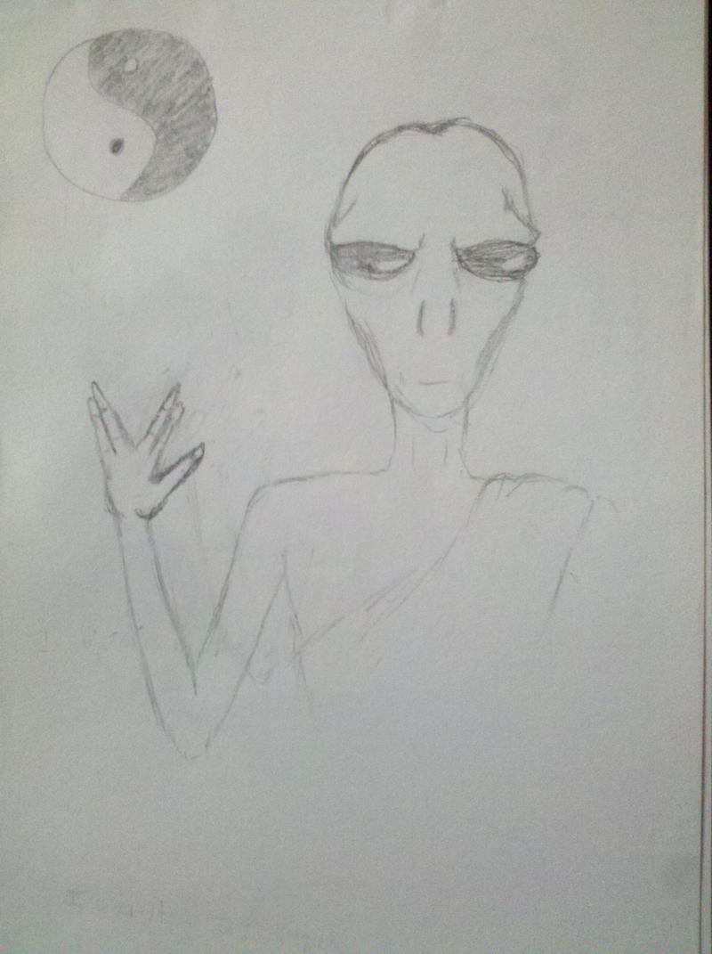 Alien Prosper by Coelophysis83