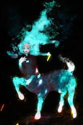 Fiery by Elowly