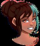 Gabby (Seed Fanart)