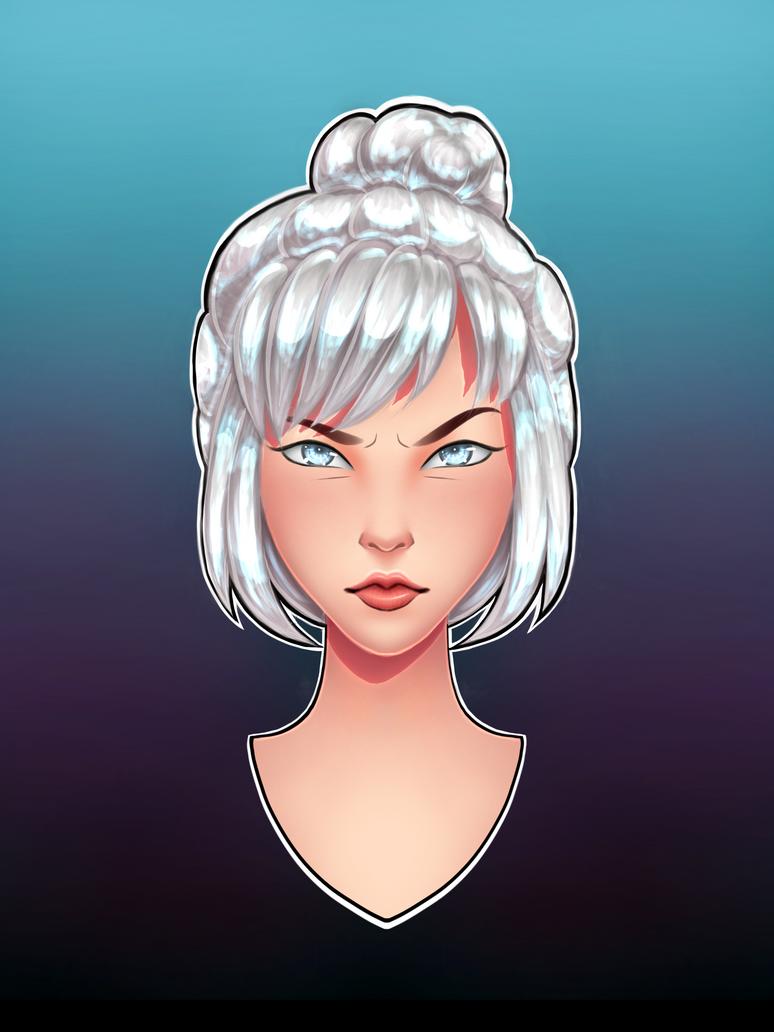 Diamond by Sori-Eminia