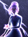 Lightning Girl (Fanart)