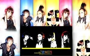 2NE1 - Boom Boom by AiMeiNeko