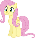 Fluttershy Holding Breath