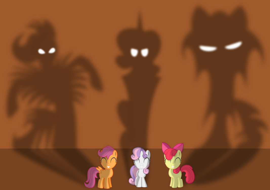 CMC and Shadow... things by Psyxofthoros