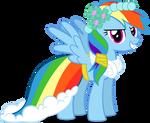 Rainbow Dash Canterlot Wedding