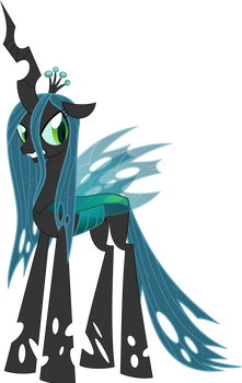 Chrysalis, Queen of the Changelings