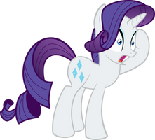 Shocked Rarity
