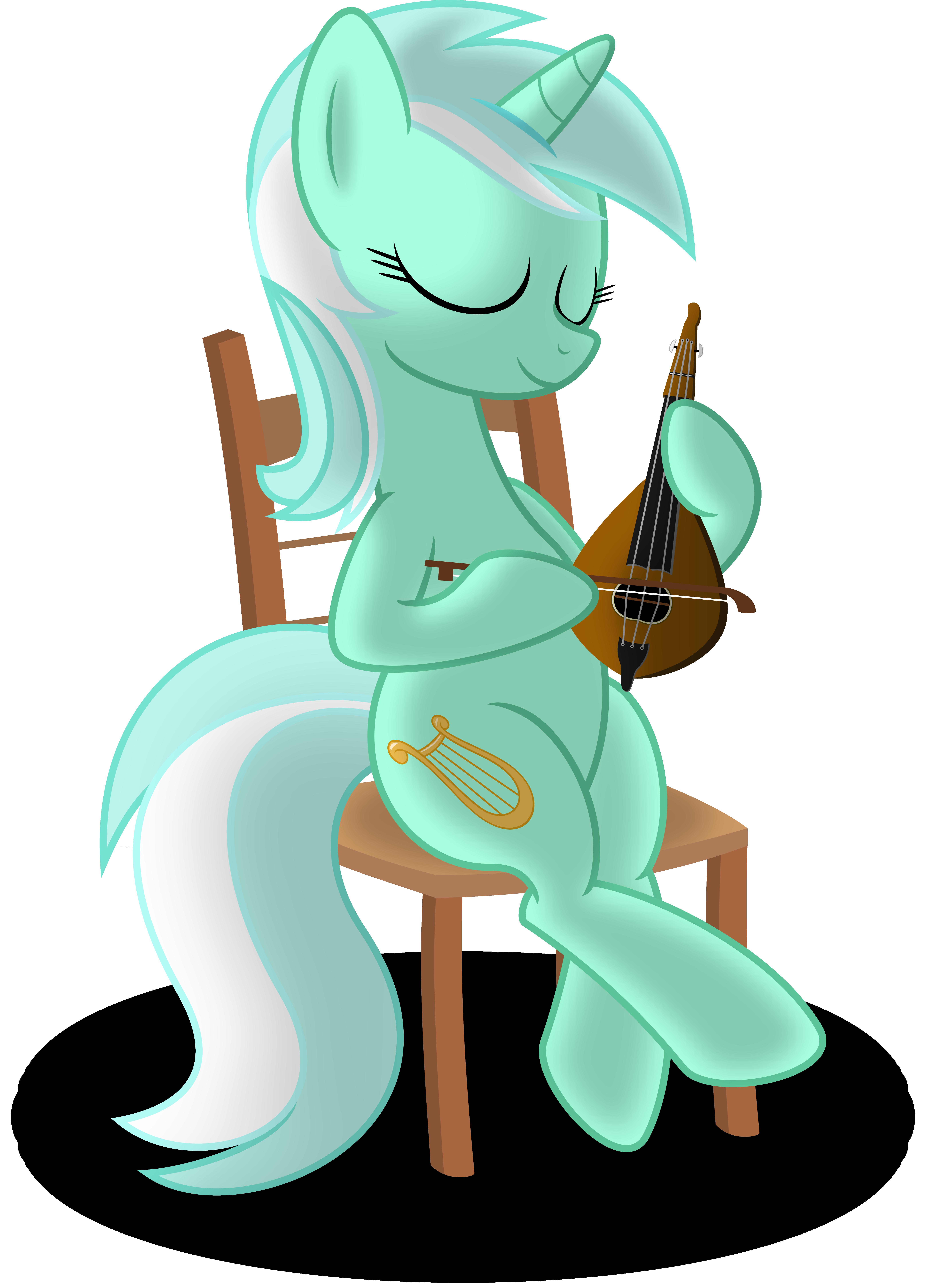 Lyra with Cretan Lyra by Psyxofthoros