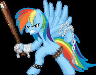 Rainbow Dash - Who's Next?