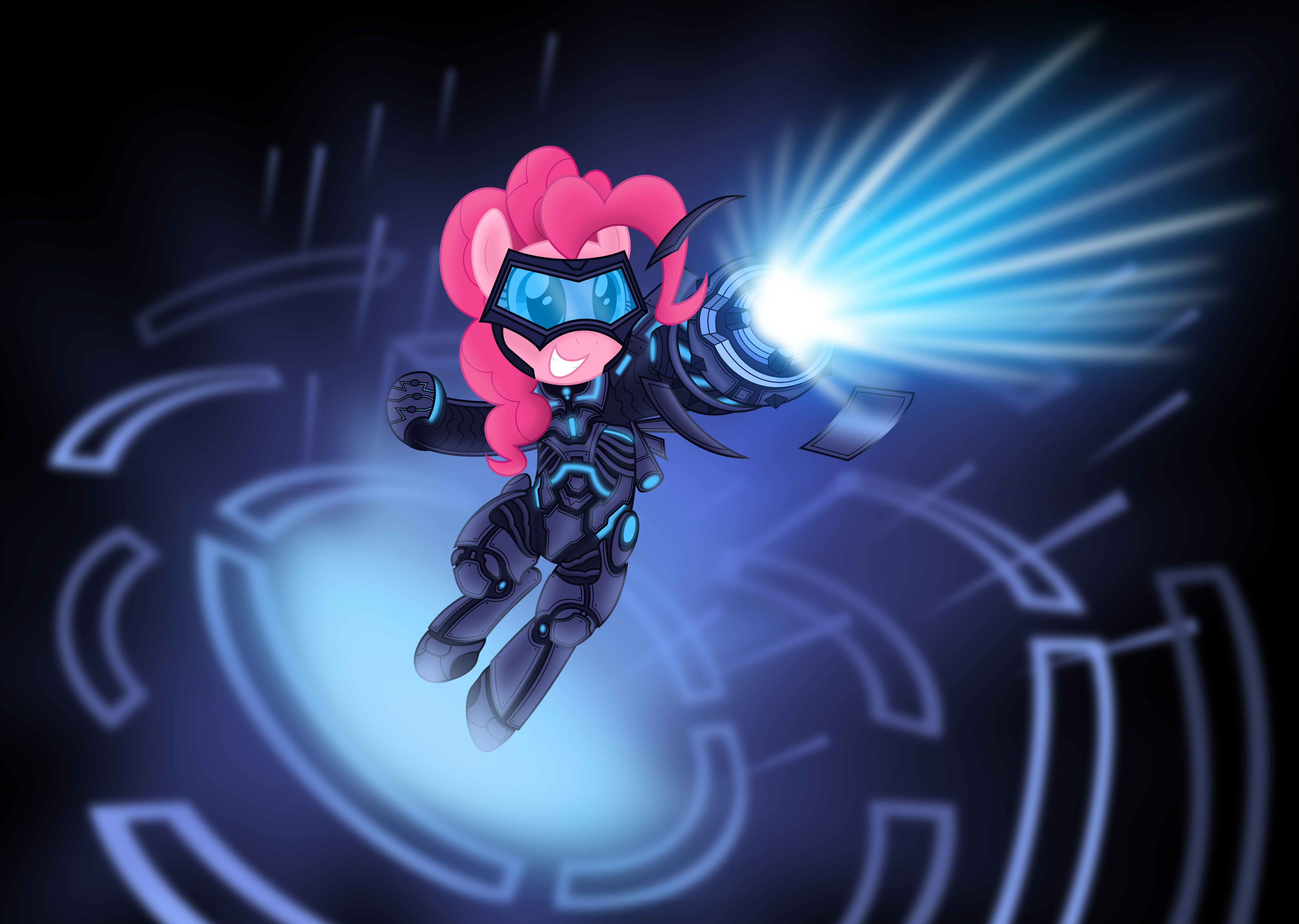 Pulsefire Pinkie by Psyxofthoros