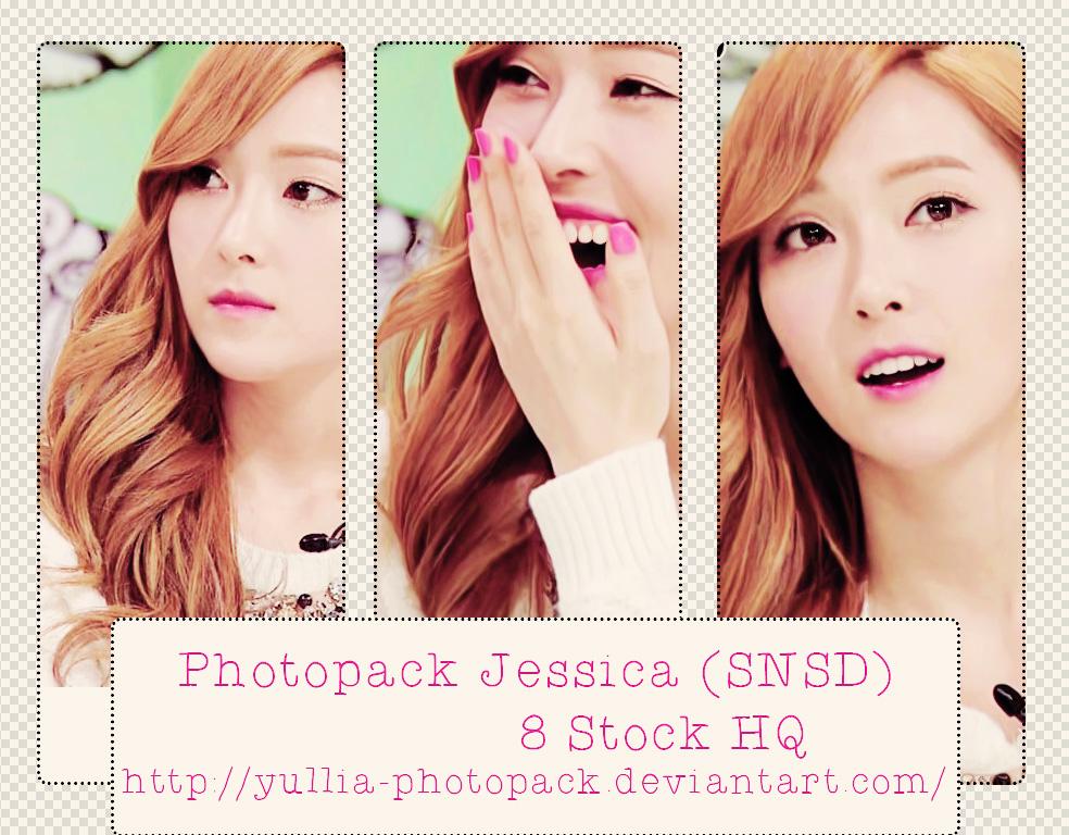 [ Photopack SNSD ] Jessica - By:Yullia by Yullia-Photopack