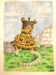 Linktober2019 Day 1: Ancient Guardian Crop