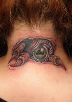 demon eye by asussman