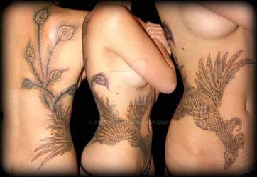 Phoenix Tattoo 2