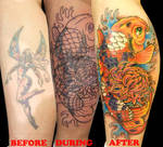 koifish cover up