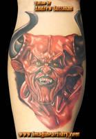 legend demon by asussman