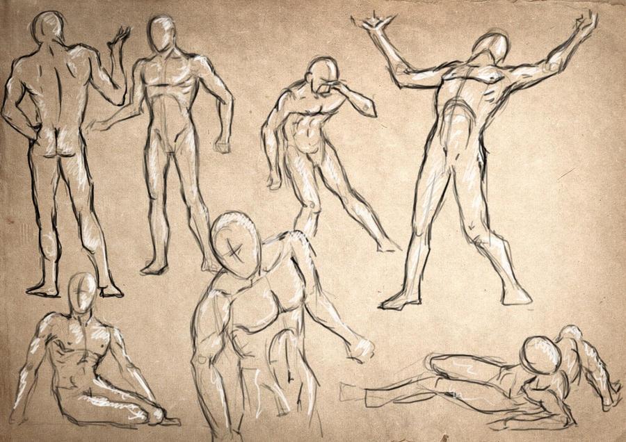 Sketch by Dorcyy