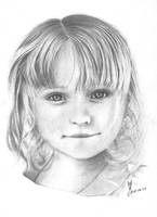 Girl portrait by Dorcyy