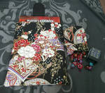 Dice Bag and Book Pouch