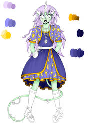 DND Character: Nith (NPC) W.I.P