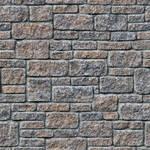Rectangular stone wall - seamless texture by Strapaca
