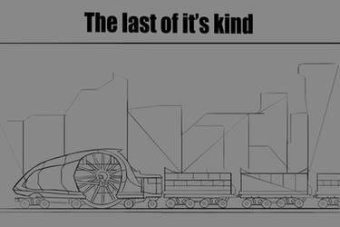 (ART BY XtavikX) The Last of It's kind (Art Trade) by Konstalieri