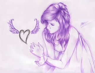 Left My Heart Away by Muratesh